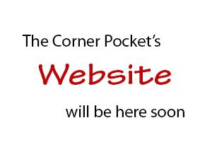 Corner Pocket Sports Bar Website - Before Image